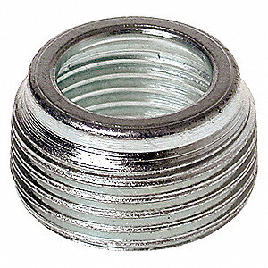 BUSHING,REDUCING,ZINCPLATEDSTEEL,1