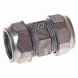 COUPLING,COMPRESSION,1 IN