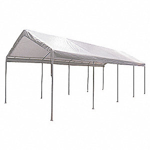 CANOPY SHELTER,10 FT 8 IN X 27 FT
