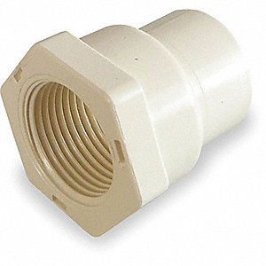 ADAPTER,CTS,1 IN,FNPT X SLIP,CPVC
