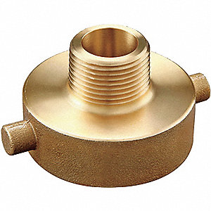 ADAPTER,1-1/2 FNST X 3/4 MGHT,BRASS