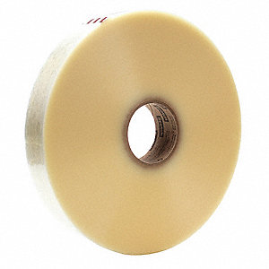 1500m x 48mm Polypropylene Carton Sealing Tape, Clear