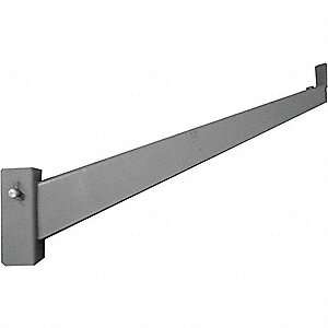 CANTILEVER RACK ARM,18 IN.,2500 LB.