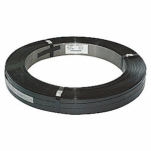 STEEL STRAPPING,1/2 IN,L 3520 FT
