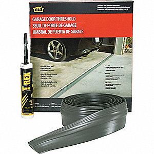 GARAGE DOOR THRESHOLD KIT,20 FT. DO