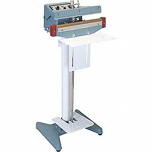FOOT OPERATED BAG SEALER,PEDESTAL ,