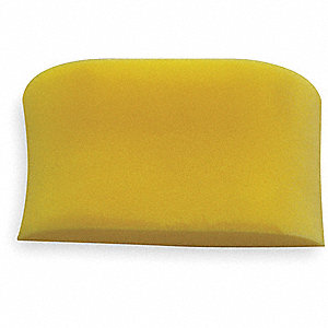 WALLPAPER SPONGE,YLW,7-3/4IN L,3-1/
