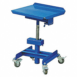 TILTING WORKSTAND,19X20 IN.,330 LB.