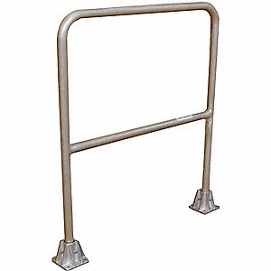 SAFETY RAILING,OAL48IN,OAH42IN,ALUM