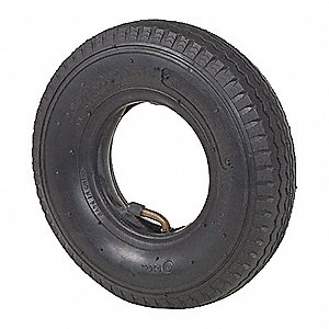 REPLACEMENT TIRE W/ TUBE,4 PLY,8X2.