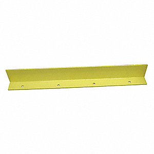 RACK PROTECTOR EXTENDER,48LX4WX6-1/