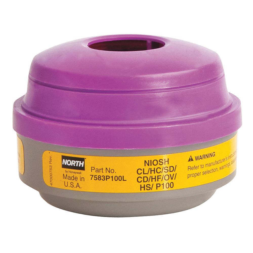 honeywell respirator mask p100