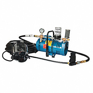 Supplied Air Pump Package