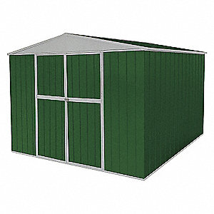 STORAGE SHED,A-ROOF,6FTX11FTX11FT,G