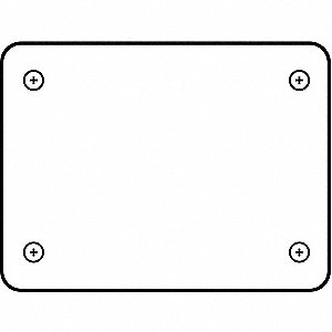 SWIVEL PLATE CSTR W/BRKE,135 LB,4 I