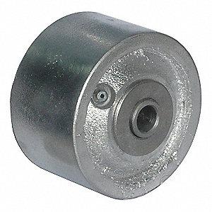 CASTER WHEEL,3-1/4 D X 2 IN. W,700