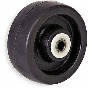 CASTER WHEEL,8 D X 2 IN. W,900 LB.