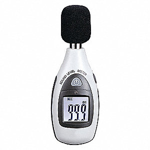 DIGITAL SOUND LEVEL METER,A WEIGHTE