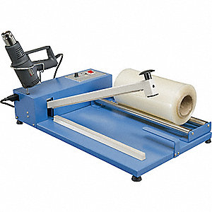 SHRINK WRAP SYSTEM,40 IN.,110VAC