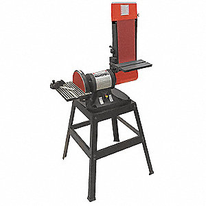 Direct Drive Belt/Disc Sander,9 In