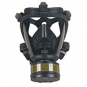 Survivair Opti-Fit(TM) CBRN Mask,M