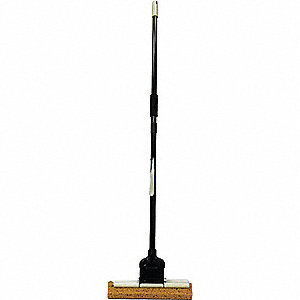 SPONGE MOP,12 IN.,ROLLER,CELLULOSE