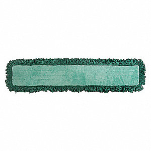 DRY DUST PAD, 24 IN., GREEN