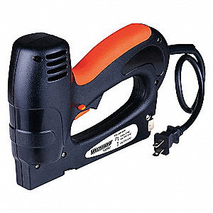 ELECTRIC STAPLE/NAIL GUN,FLAT,27/64