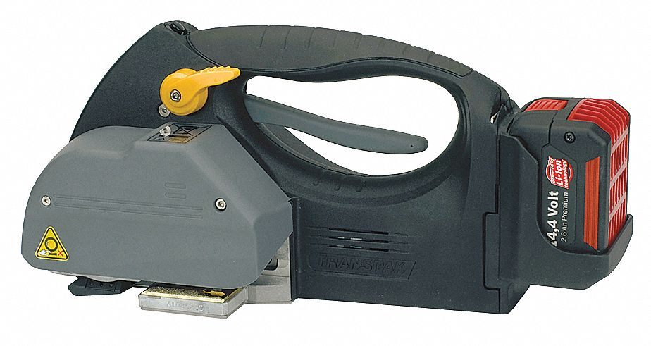 Battery Operated Strapping Sealers And Tensioners