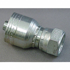 Fitting,Metric,Straight,1/4,M12X1.5