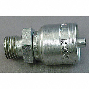 Fitting,Male Metric,Straight,3/8,M20X1.5