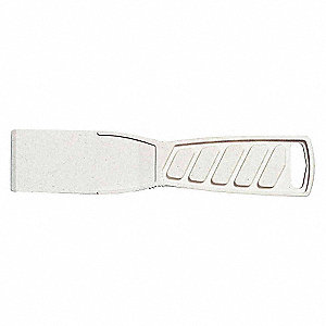 PUTTY KNIFE,FLEXIBLE,PP,1-1/2 IN