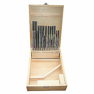 CHUCKING REAMER SETS,1/16IN- 1/2IN,