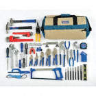 PLUMBERS TOOL SET,SAE,39 PC
