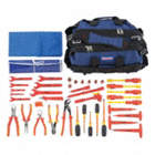 INSULATED TOOL SET,MAINTENANCE,40 P