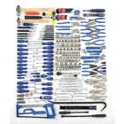 MASTER TOOL SET,SAE,280 PC