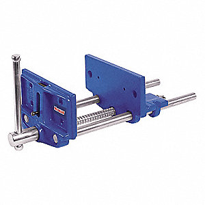 BENCH VISE,WOODWORKING,CLAMP-ON,7 I
