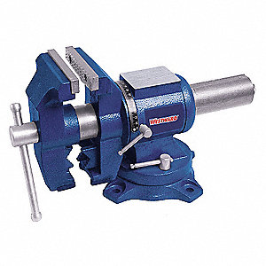 BENCH VISE,MULTI-PURPOSE,SWIVEL,4 I