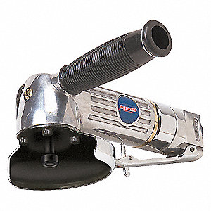 ANGLE GRINDER,11,000 RPM,9-3/4 IN.