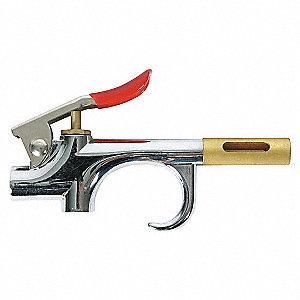 AIR GUN,CHROME,150 PSI