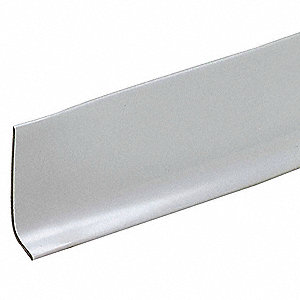 WALL BASE,NON ADHESIVE,1 3/4X60 IN,