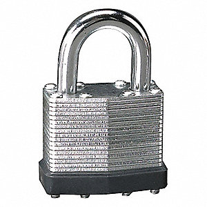 PADLOCK,4 PIN,KEYED DIFFERENT