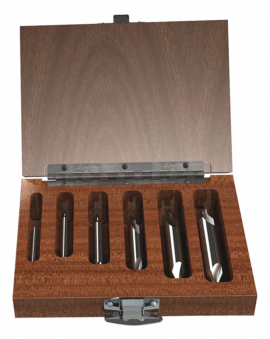 Combined Drill/countersink Sets