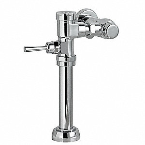 "1.6 gpm Toilet Manual Flush Valve, 11-1/2"" Rough-In"