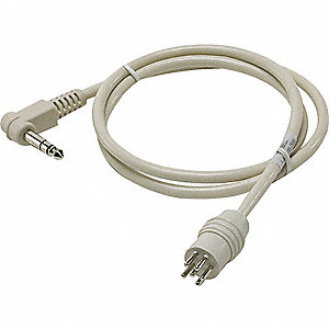 HEALTHCARE TV JUMPER CABLE,1/4 TO 1