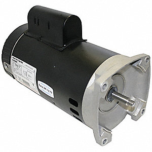 POOL MOTOR,1HP,3450 RPM,115/208-230