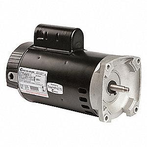 Century 2 hp pool and spa pump motor capacitor start 208 for Century pool and spa motor