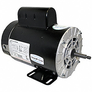 POOL PUMP MOTOR,3HP,3450 RPM,230VAC