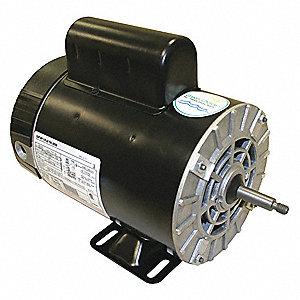 Century 2 1 6 hp pool and spa pump motor capacitor start for Century pool and spa motor