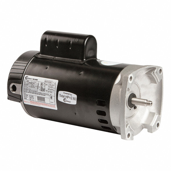 Century 2 1 4 Hp Square Flange Pool Pump Motor Capacitor